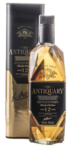 Antiquary 12 Years | Bodegas el Pilar
