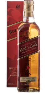 Jhonnie Walker Red Label | Bodegas el Pilar